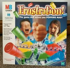 MB Frustration Board game (2000 Edition) - Complete With All Counters