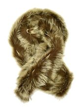 Ralph Lauren Purple Label Twisted Shearling Fur Scarf New $1950