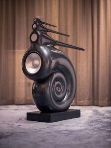 B&W Nautilus Loudspeakers *Very Rare, Custom Finish* (pre-owned) **RESERVED**