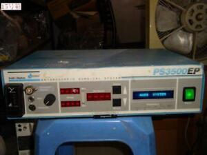 Used Smith & Nephew DYONICS PS3500EP Arthroscopic Surgical System W/O Handpiece