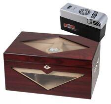 Cigar Oasis EXCEL Design-Humidor Kirschbaumfinish 100 Zigarren statt: 365,00 €