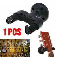 3x Universal Gitarre Wand Halterung Gitarrenwandhalter Ständer Hänger Wandhalter