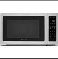 KitchenAid Stainless Steel Countertop Microwave Oven