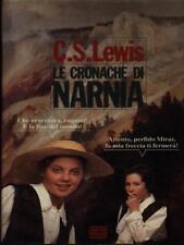 LE CRONACHE DI NARNIA PRIMA EDIZIONE LEWIS C.S.  MONDADORI 1993