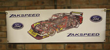 Ford capri mk3 zakspeed large pvc  WORK SHOP BANNER garage  SHOW BANNER office