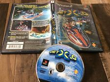 Jet X2O (Sony PlayStation 2, 2002) Used Free US Shipping Water