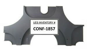 AMAT Applied Materials 0021-77072 Cross Bottom Shield Rev. P1 New Surplus