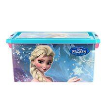 Disney Frozen Contenitore portagiochi in plastica 13 litri