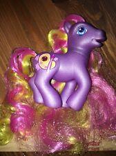 My Little Pony G3 Dibble Dabble Super-Long Hair Valenshy Pose & Jewel Cutie Mark