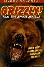 Grizzly! Real-Life Animal Attacks by Allen B. Ury (1998 Paperback) EE1394