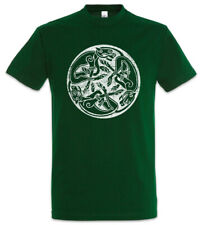Celtic Dogs T-Shirt Celts Knot Culture Religion Sign Symbol Insignia Tribal