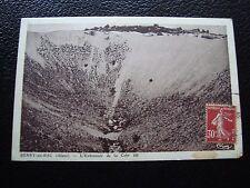 FRANCE - carte postale berry-au-bac (lentonnoir de la cote) (cy99) french