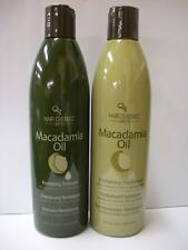 Hair Chemist Macadamia Oil Revitalizing Combo: Shampoo 10oz. + Conditioner 10oz