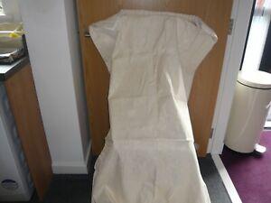 "pair dreams & dreames curtains + tie backs size 66 ""x 72"" cream pattern"