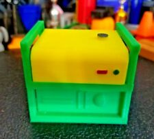 RC 1/10 Scale Green Yellow Gas Electric Generator Rock Crawlers Accessories