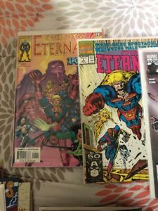 The Eternals Issues 1