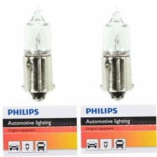 Philips Parking Light Bulb for Mercedes-Benz E320 E430 CLK430 CL600 CLK320 zl