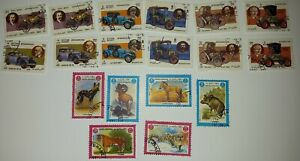 AFGHANISTAN Stamps LOT Mix