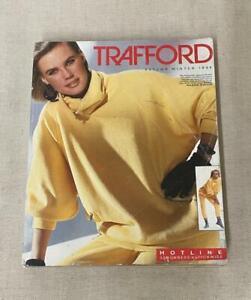 Vintage Autumn/Winter 1986 Trafford Mail Order Catalogue 80's Fashion Furniture