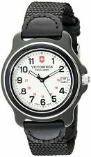 Victorinox Swiss Army Men's 249089 Original Swiss Quartz Black Watch 39mm