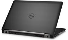 """Dell Latitude E7470 Core i5-6300U 16GB 512GB SSD 14"""" WQHD Touch pantalla 10 Pro"""