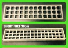 2x Archway,fret,iron cast,charcoal grill,base,lavarock,stone,replacement,(38cm)