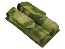 Pouch Case a-tacs fg molle Harnesses PAINTBALL airsoft bag tube pods Waterproof