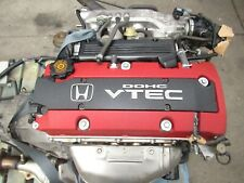JDM 00-03 Honda S2000 AP1 F20C Engine 2.0L Dohc Vtec 6 speed Transmission S2K
