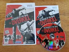 NINTENDO Wii : The House of The Dead Overkill