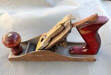 Vintage Corsair Wood Plane