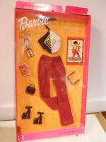 Barbie METRO STYLES RED HOT IN RIO  Fashion Avenue 2002 25701