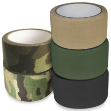 Heavy Duty Military Army Gun Shooting Camouflage Camo Hunting Fabric Duct Tape