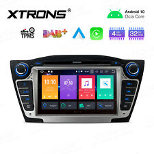 "7"" Android 10.0 Car Stereo GPS DVD Radio DAB+ Head Unit For Hyundai IX35 Tucson"