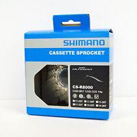 Shimano ULTEGRA CS-R8000 Cassette Sproket (11- speed, 11-28T) ICSR800011128