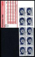 Dänemark Markenheft mit MiNr. 1125 Ersttagsstempel Cept 1996 (O5897