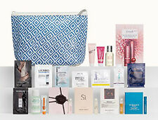 NEW Gift With Purchase Nordstrom 19 Pieces Size Beauty Skin Bag Products Samples