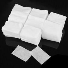 200 Toallitas Limpiador Toallas Algodón Uñas Manicura Celuloso Blanco