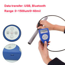 Paint Coating Thickness Gauge Meter Fenfe 0 To 1500um Bluetooth Data Transfer