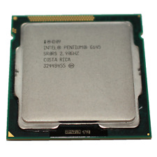 Intel Pentium G645 2.90GHz Socket LGA 1155 SR0RS CPU