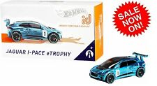 2019 Hot Wheels Jaguar I-Pace eTrophy ID Car New Casting Limited Production New