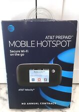 AT&T Velocity Prepaid Mobile Hotspot :: Connect up to 10 WiFi Devices :: *NEW*