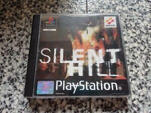 Silent Hill Ps1 Pal Ita