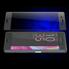 BLACK 3D Tempered Glass Screen Protector for SONY XPERIA X F5121/DUAL F5122