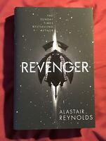 Alastair Reynolds, REVENGER, First Edition, Signed