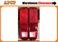 Tail Lamp Light Rear For Ford Bronco (72-76) AND F100 F150 (74-80) Pair Set NEW