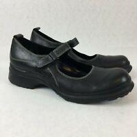 Kenneth Cole Reaction Women1507 Shoes Mary Jane Black Leather City Limits Sz 10M