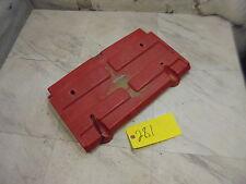 1985 Honda Big Red 250 Atc250es Trunk Lid Cover Fender Plastic OEM Rear 281