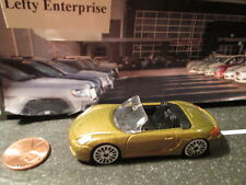 PORSCHE BOXSTER Convertible Car - Scale 1/64 - Loose! NO BOX!