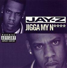 Jigga My Nigga [Single] [PA] by Jay-Z (CD, Aug-1999, Roc-A-Fella (USA))