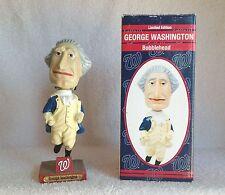 George Washington DC Nationals RACING PRESIDENT Bobble Bobblehead SGA from 2007
